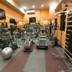 Victoria Crown Plaza Hotel Лагос фитнесс-зал