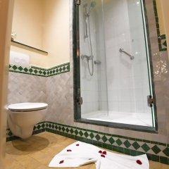 Отель Senator Hotel Tanger Марокко, Танжер - отзывы, цены и фото номеров - забронировать отель Senator Hotel Tanger онлайн ванная