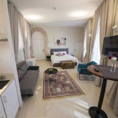 Mamilla Design Apartments Израиль, Иерусалим - отзывы, цены и фото номеров - забронировать отель Mamilla Design Apartments онлайн комната для гостей фото 4