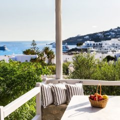 Отель Bay Bees Sea view Suites & Homes балкон