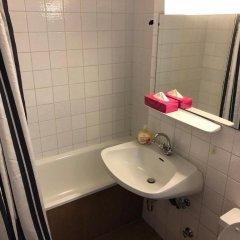 Апартаменты Salzburg Apartments Зальцбург ванная