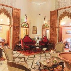 Отель Dar El Kébira Марокко, Рабат - отзывы, цены и фото номеров - забронировать отель Dar El Kébira онлайн интерьер отеля фото 3