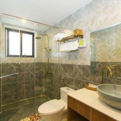 Отель Riverside Impression Homestay Villa ванная фото 2