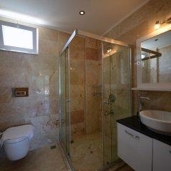Отель Villa Mercan 1 by Akdenizvillam Калкан ванная фото 2