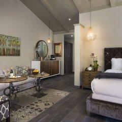Отель Bernardus Lodge & Spa комната для гостей фото 3
