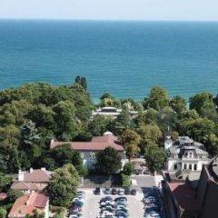Отель Perfect Болгария, Варна - отзывы, цены и фото номеров - забронировать отель Perfect онлайн пляж фото 2
