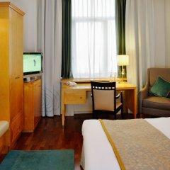 Отель Crowne Plaza Brussels - Le Palace Бельгия, Брюссель - 2 отзыва об отеле, цены и фото номеров - забронировать отель Crowne Plaza Brussels - Le Palace онлайн удобства в номере