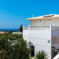 Отель Matheo Villas & Suites Греция, Малия - отзывы, цены и фото номеров - забронировать отель Matheo Villas & Suites онлайн пляж фото 2