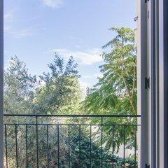 Апартаменты Acropolis Luxury балкон