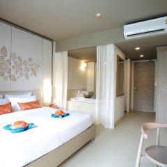 Отель Proud Phuket 4* Стандартный номер с различными типами кроватей фото 4