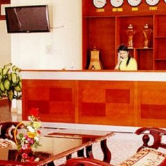 Cua Dai Beach Hotel интерьер отеля фото 2