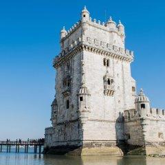 Lisbon Destination Hostel Лиссабон приотельная территория