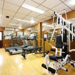 Отель Best Western Phuket Ocean Resort фитнесс-зал