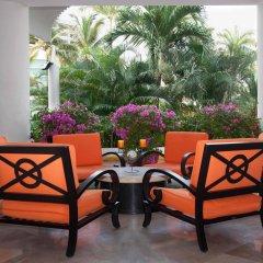 Отель Calinda Beach Acapulco балкон