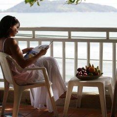 Отель Sunset Beach Resort балкон