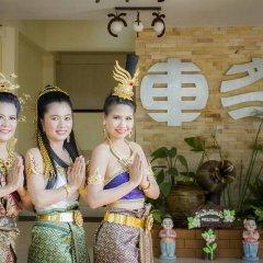 Отель Baan Tong Tong Pattaya интерьер отеля