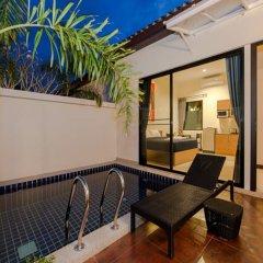 Отель Anchan Private Pool Villas балкон