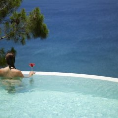 Lindos Blu Luxury Hotel & Suites - Adults Only бассейн