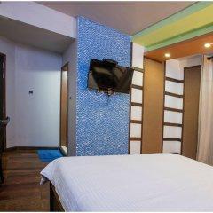 Отель Ripple Beach Inn Мале комната для гостей фото 3