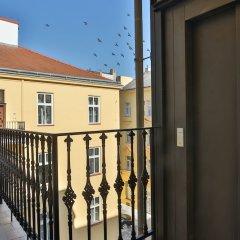 Отель Wenceslas Square Duplex by easyBNB балкон