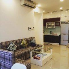 Апартаменты Lehome Serviced Apartment Хошимин интерьер отеля