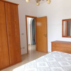 Апартаменты Apartment With 2 Bedrooms in Gagliano del Capo, With Furnished Balcony Гальяно дель Капо комната для гостей