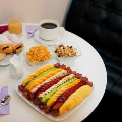 Отель Relais Forus Inn питание фото 3