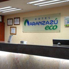 Hotel Aranzazú Eco интерьер отеля фото 3