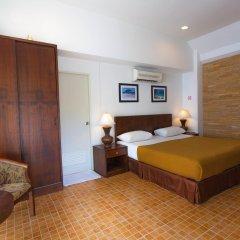 Отель Garden Home Kata сейф в номере