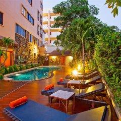 Orchid Garden Hotel с домашними животными