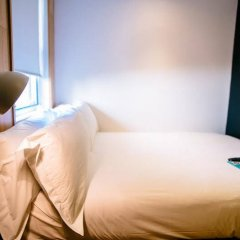 Отель GRASSMARKET Эдинбург удобства в номере фото 2