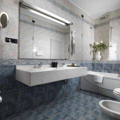 Отель Al Pino Verde Италия, Кампозампьеро - отзывы, цены и фото номеров - забронировать отель Al Pino Verde онлайн ванная
