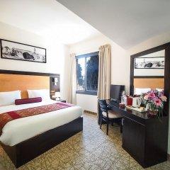 New Capitol Hotel Израиль, Иерусалим - 1 отзыв об отеле, цены и фото номеров - забронировать отель New Capitol Hotel онлайн комната для гостей фото 4