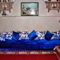 Отель RAZOLI sidi fateh Марокко, Рабат - отзывы, цены и фото номеров - забронировать отель RAZOLI sidi fateh онлайн комната для гостей фото 5