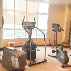 Отель Shenzhen 999 Royal Suites & Towers Китай, Шэньчжэнь - отзывы, цены и фото номеров - забронировать отель Shenzhen 999 Royal Suites & Towers онлайн фитнесс-зал фото 4