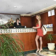 Hotel Zeus Римини интерьер отеля фото 2