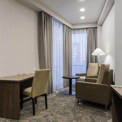 Альфа Отель 4* Стандартный номер с разными типами кроватей фото 15