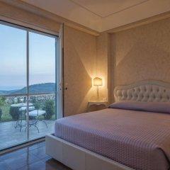 Отель Collina Degli Ulivi B&B Итри комната для гостей фото 5
