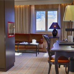 Отель Grischa - DAS Hotel Davos Швейцария, Давос - отзывы, цены и фото номеров - забронировать отель Grischa - DAS Hotel Davos онлайн удобства в номере фото 2