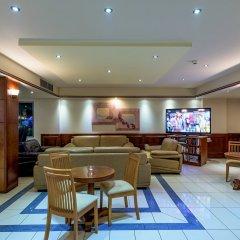 Manousos City Hotel интерьер отеля