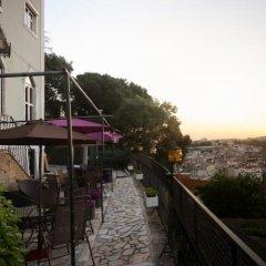 Отель The Keep Португалия, Лиссабон - отзывы, цены и фото номеров - забронировать отель The Keep онлайн приотельная территория фото 2