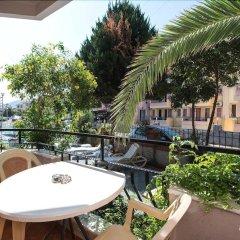 Club Dante Apartments Турция, Мармарис - отзывы, цены и фото номеров - забронировать отель Club Dante Apartments онлайн балкон