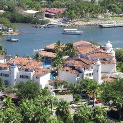 Отель Raintrees Villa Vera Puerto Vallarta пляж