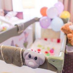 Отель City Center Rooms детские мероприятия