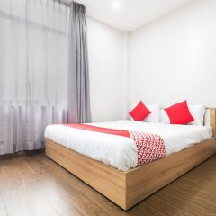 Апартаменты OYO 103 Airport Family Apartment Хошимин комната для гостей фото 4