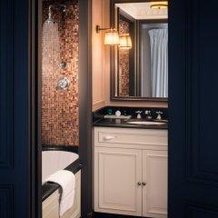 Отель Maison Athénée Франция, Париж - 1 отзыв об отеле, цены и фото номеров - забронировать отель Maison Athénée онлайн ванная