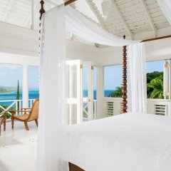 Round Hill Hotel & Villas балкон