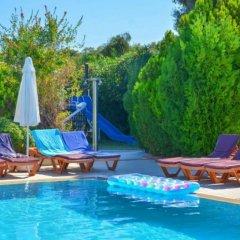 Altinkum Bungalows Турция, Сиде - отзывы, цены и фото номеров - забронировать отель Altinkum Bungalows онлайн бассейн
