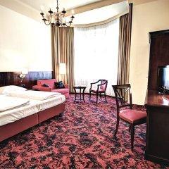SHS Hotel Fürstenhof комната для гостей