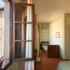 Отель LAntico Pozzo Италия, Сан-Джиминьяно - отзывы, цены и фото номеров - забронировать отель LAntico Pozzo онлайн балкон